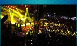 Eskişehir Odunpazarı Belediyesi Ahşap Heykel Festivali Manga Konseri